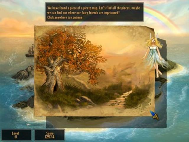 Fairy Island - title cover