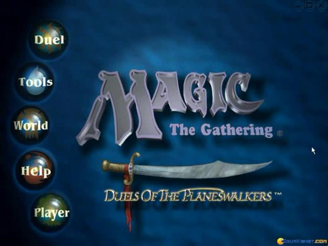 Magic: the Gathering - game cover