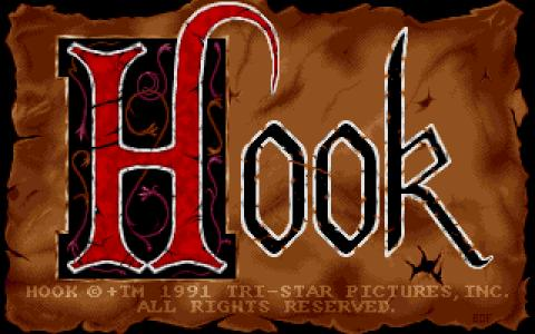 Hook - game cover
