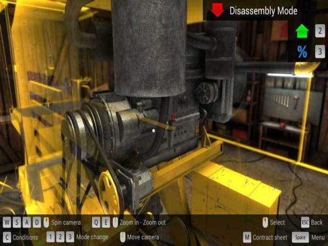 Farm Mechanic Simulator 2015 - title cover