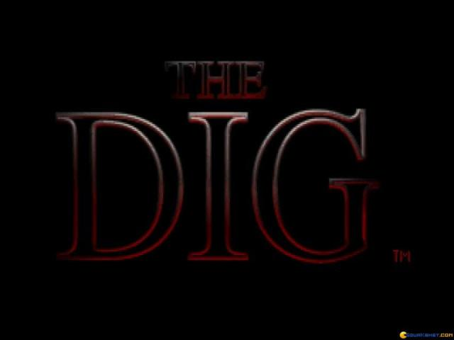 The Dig - title cover