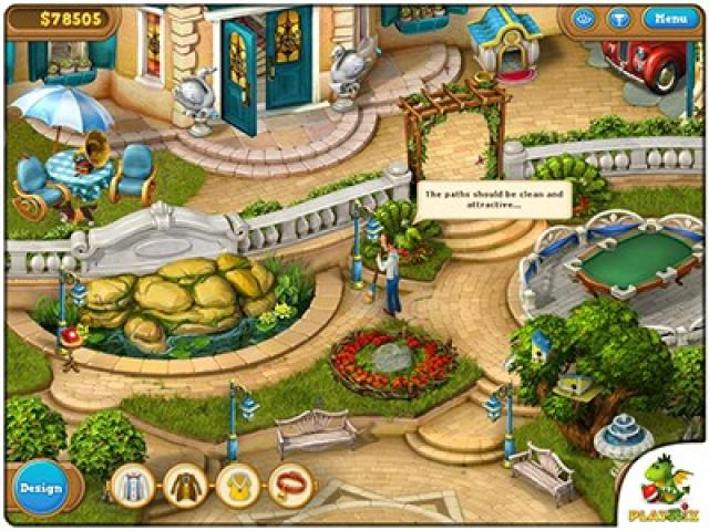 Gardenscapes 2 - title cover