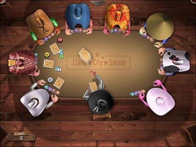 Governor of Poker - title cover