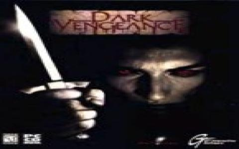 Dark Vengeance - title cover