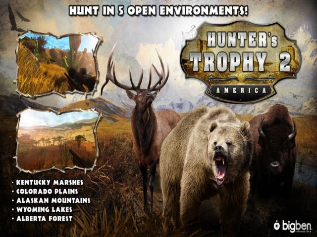 Hunter's Trophy 2 - America - title cover