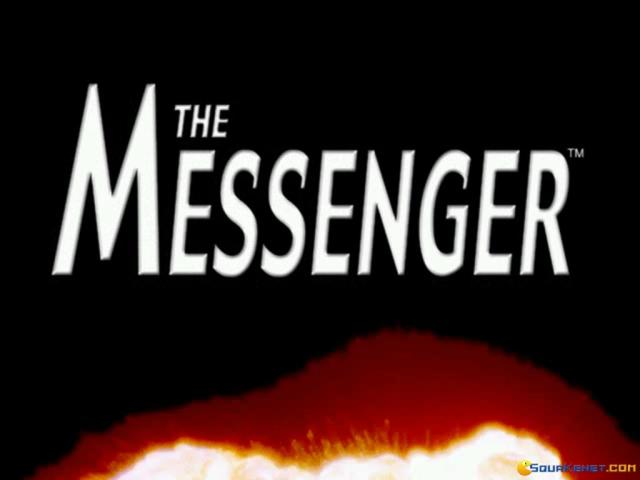 Louvre - The Messenger - title cover