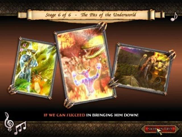Magic Match - game cover