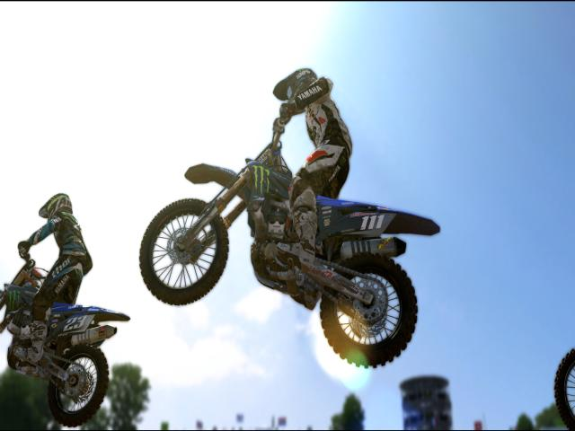 MXGP: The Official Motocross Videogame - title cover