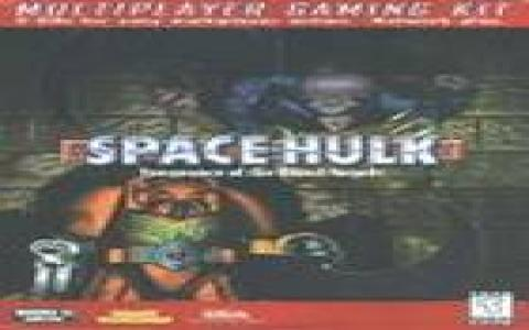 Space Hulk Vengeance of the Blood Angels - title cover
