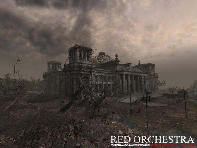 Red Orchestra: Ostfront 41-45 - title cover