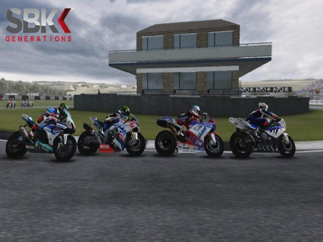 SBK Generations - title cover