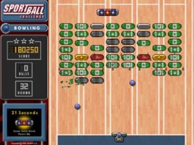Sportball Challenge - game cover