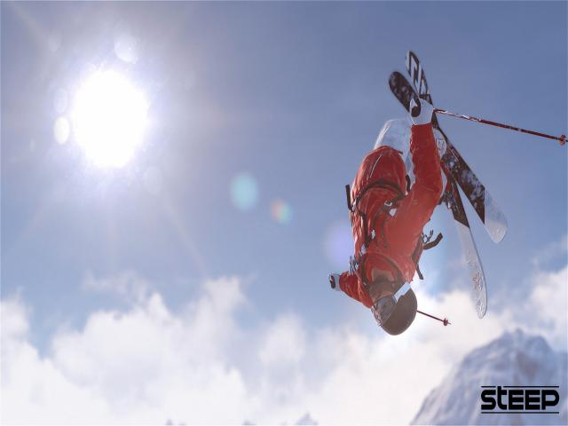 Steep - title cover