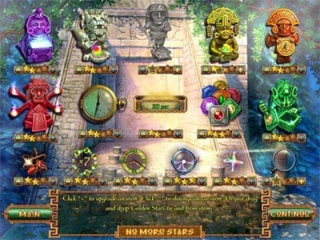 The Treasures of Montezuma 2 - title cover