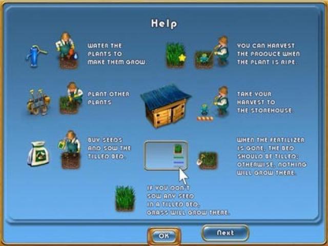 Virtual Farm - game cover