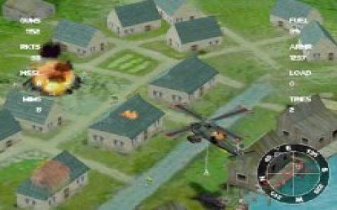 Nuclear Strike - game cover