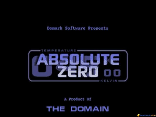 Absolute Zero - game cover