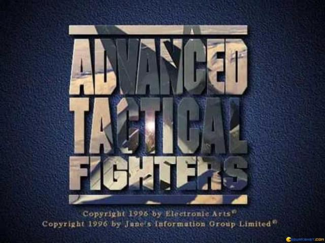 Jane's Combat Simulations: Advanced Tactical Fighters - title cover