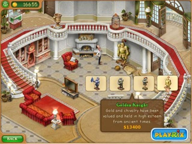Gardenscapes: Mansion Makeover - title cover
