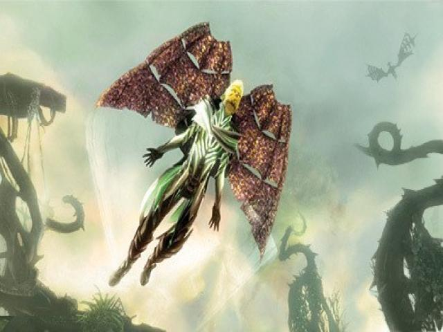 Guild Wars 2: Heart of Thorns - title cover