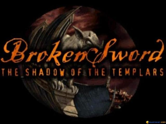 Broken Sword - title cover