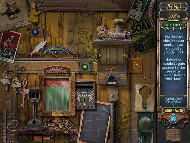 Mystery Case Files: Ravenhearst - title cover