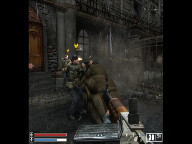 Ubersoldier 2 - game cover