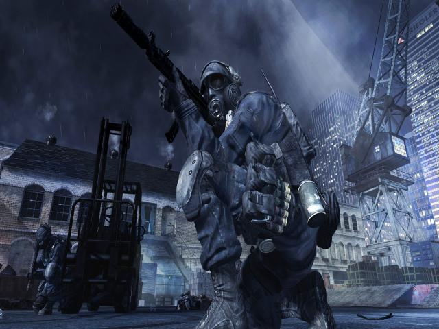 Call of Duty: Modern Warfare 3 - title cover