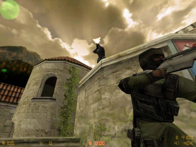 Counter-Strike - title cover