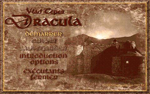 Dracula Reign of Terror - title cover