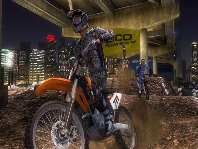 MX vs. ATV Reflex - title cover