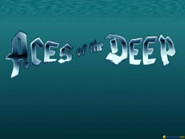 Aces of the Deep - title cover
