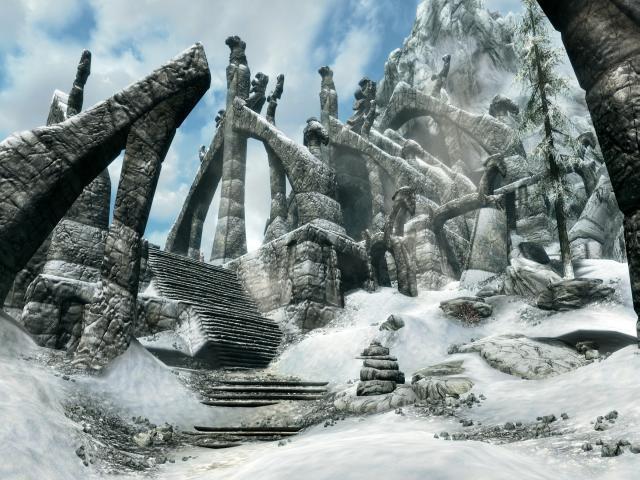 The Elder Scrolls V: Skyrim - Special Edition - game cover