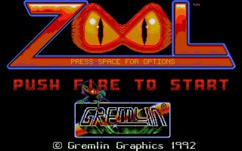 Zool - game cover