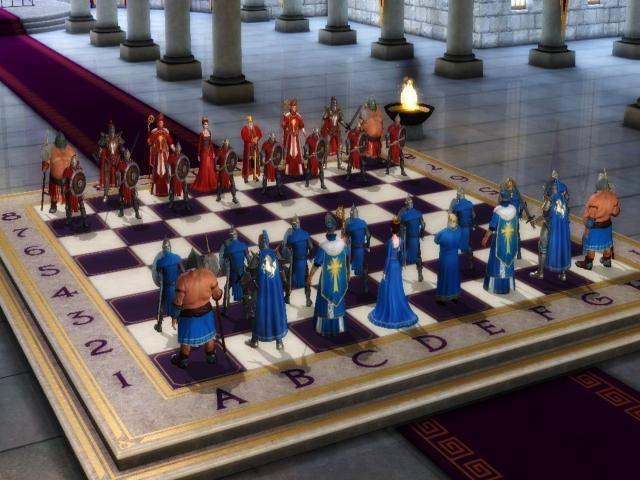 Battle Chess: Game of Kings - game cover