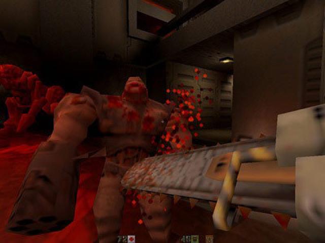 Quake 2 - Mission Pack: Ground Zero - game cover