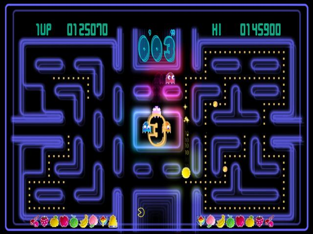 Pac-Man Museum - title cover
