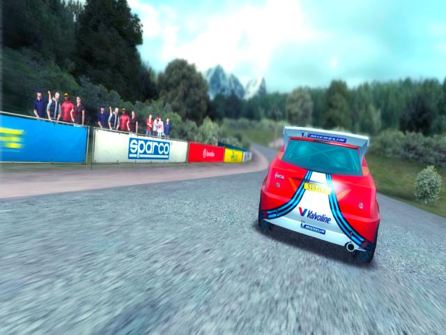 Colin McRae Rally (2014) - title cover