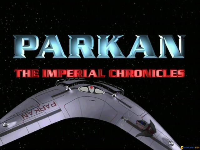 Parkan: The Imperial Chronicles - title cover