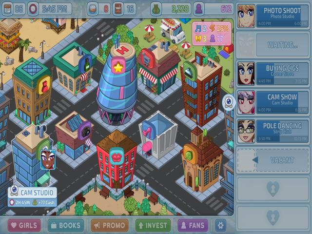 HunieCam Studio - game cover