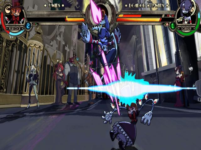 Skullgirls - game cover