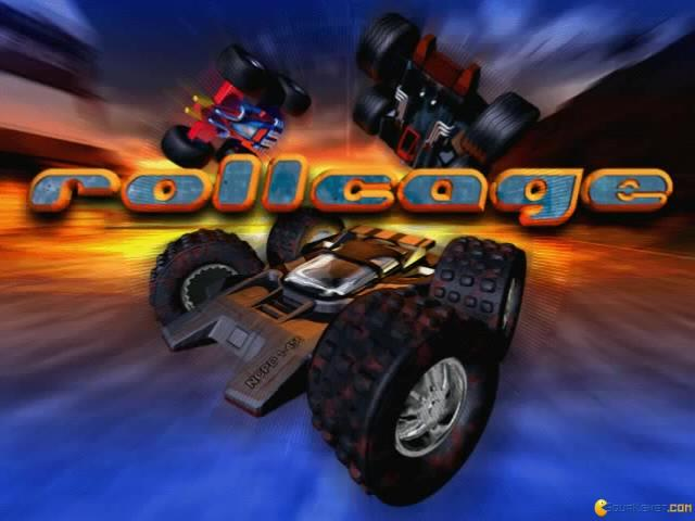 Rollcage - game cover