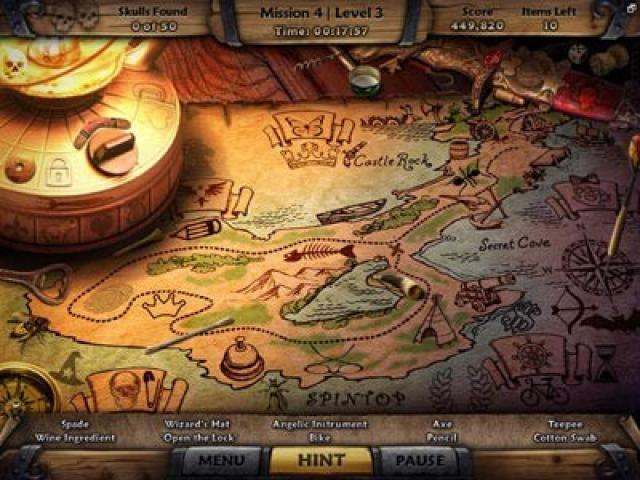 Amazing Adventures: The Caribbean Secret - title cover
