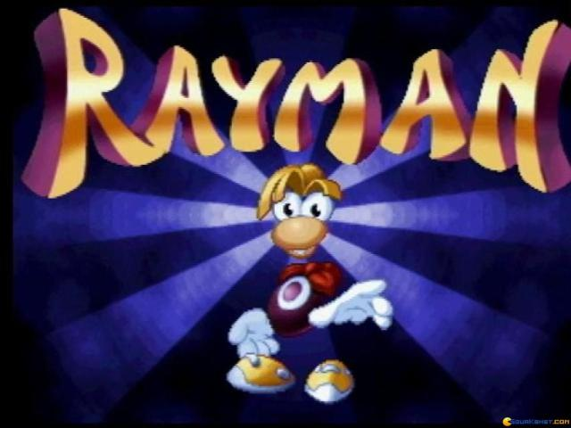 Rayman - game cover