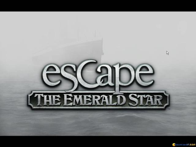 Escape the Emerald Star - title cover