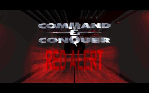 Command & Conquer: Red Alert - title cover