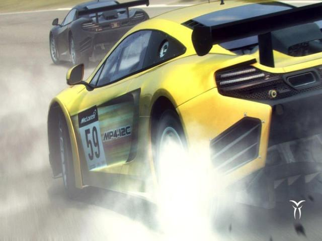 GRID 2 - Reloaded - title cover