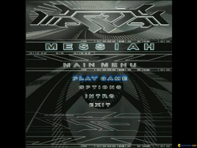 Messiah - game cover