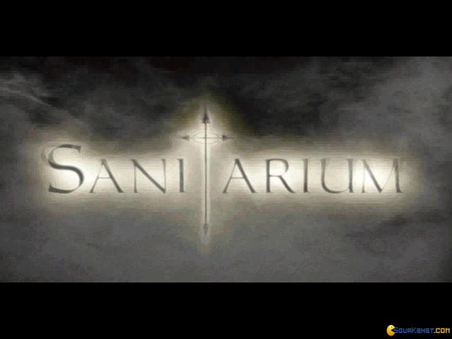 Sanitarium - game cover