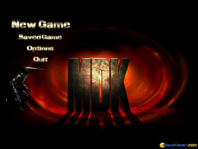 MDK - game cover